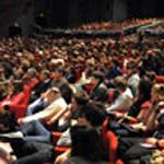 Auditoriium du centre de congrès