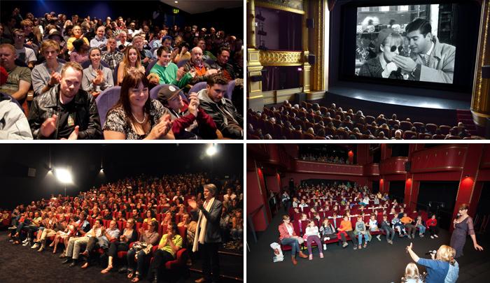 L 39 exp rience de la salle festival premiers plans - Programme cinema angers 400 coups ...